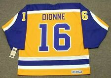 MARCEL DIONNE Los Angeles Kings 1980 CCM Vintage Home NHL Hockey Jersey