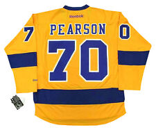 TANNER PEARSON Los Angeles Kings Reebok 1967 Gold NHL Hockey Jersey