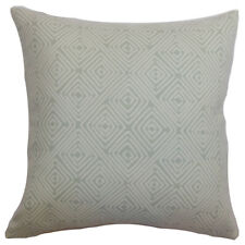 The Pillow Collection Uileos Geometric Bedding Sham