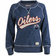 Old Time Hockey Edmonton Oilers Sweatshirt - NHL