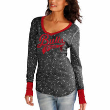 Touch by Alyssa Milano Chicago Bulls Thermal Shirt - NBA