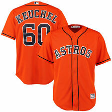 Dallas Keuchel Majestic Houston Astros Baseball Jersey - MLB