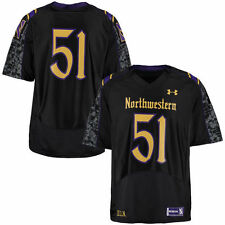 Under Armour Northwestern Wildcats Football Jersey - College