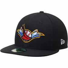 Quad City River Bandits New Era Alternate 1 Authentic 59FIFTY Fitted Hat - MiLB