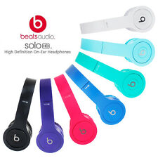 Beats By Dr.Dre Beats Solo HD On-Ear Headphones With Microphone Various Colours