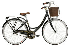 KINGSTON MAYFAIR, LADIES CITY HYBRID BIKE, BLACK, RRP £349.99