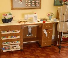 Arrow Norma Jean Sewing Embroidery Quilting Cabinet