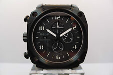 UBOAT THOUSANDS OF FEET CHRONOGRAPH 50MM PVD DESTRO MINT CARBON 7750