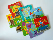 Baby Books Bundle, Early Learning, Early Reading, Shapes, Numbers, Colours