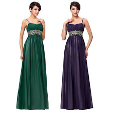 SEXY LONG Womens Bridesmaid Dress Vintage Evening Formal Party DANCING Dresses
