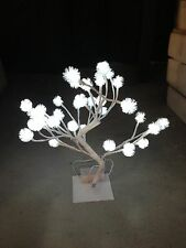 40cm Christmas/Wedding Decoration Lights 32 LEDs Snowball Bonsai Tree Lamp White