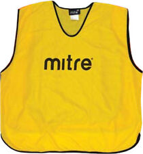 Mitre Pro Level Lightweight & Breathable Football Sports Training Netball Bibs