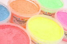 Fluorescent Powder Paint 500gm Variety of Colours