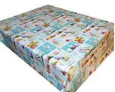 Cake - wipe clean PVC tablecloth Oilcloth Vinyl