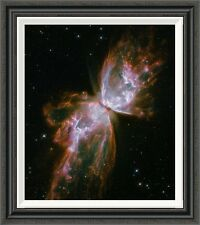 Global Gallery 'Butterfly Nebula' by NASA Framed Painting Print