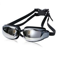 Anti Fog UV Protection Swimming Goggles Electroplate Swim Eye glasses