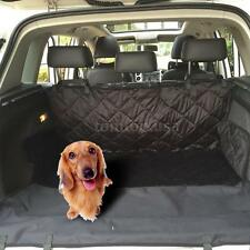 Pet Car Trunk SUV Back Rear Bench Seat Cover Waterproof Hammock for Dog Cat H7Y5