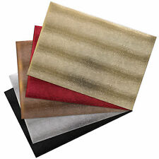 Polyester 13-inch x 19-inch Snakeskin-pattern Reptile Placemats (Sets of 2 and 4