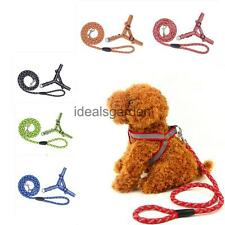 Reflective Rope Dog Pet Puppy Safety Rope Noctilucent Harness Walk Leash CHOICE