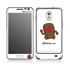 Skin Decals Stickers For iPhone Galaxy Mobile Phone Wrap Domo-Kun Design Pattern