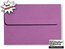 Amethyst Purple Envelopes for Cards Invitations Announcements Showers A2 A6 A7