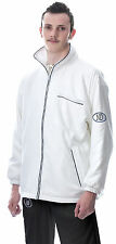 Cricket Whites Umpires Officials Lightweight Style Jacket Modern Umpiring Coat