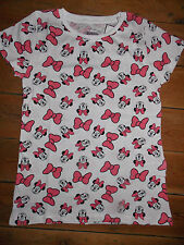 Ladies MINNIE MOUSE DISNEY T Shirt  Primark Tee Top