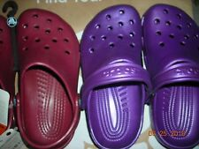 Youth Cayman rubber Crocs