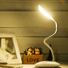 Dimmable USB Rechargeable Touch Sensor LED Reading Light Desk Table Night Lamp D