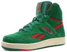 New Reebok Classic BB4600 Hi Green Mens Trainers ALL SIZES