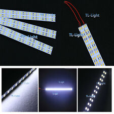 Wholesale 5M 10X0.5M 5630 Rigid led bar hard Strip light double row 72 LED White