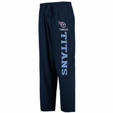 Tennessee Titans Concepts Sport Solid Knit Pants - Navy - - NFL