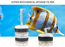 Super Bio Sponge Filter Cornner Filter for Aquarium Fish Tank