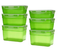 Lock & Lock 12 Piece Storage Container Set