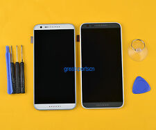 For HTC Desire 620 620G LCD Display Touch Screen Digitizer Assembly with Frame