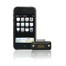 CAR STEREO AUDIO WIRELESS MINI FM RADIO TRANSMITTER ADAPTER for iPhone iPod iPd