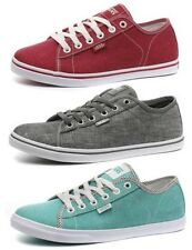 New Vans Ferris Lo Pro Womens Plimsolls / Trainers ALL SIZES AND COLOURS