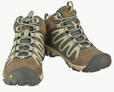 KEEN WOMENS NEW 1008371 VERDI MID WP BREATHABLE TRAIL HIKING SHOES US 7