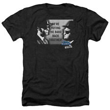 Blues Brothers Band Mens Heather Shirt