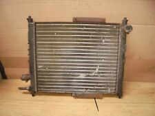 MG ZR ROVER 25 1999-2006 1.4 16v MANUAL WATER RADIATOR. (Fits: Rover 25)