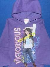 Nickelodeon Victorious 4-5 XS 6 6X S Sweatshirt Pullover Hoodie New Child Girls