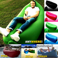 Lay bag Hangout Sleeping Lay Sofa Bed Bag Beach Air Sofa Lounge Kaisr Camping