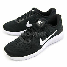Nike Mens Lunarglide 8 VIII Black White Running Shoes Sneakers DS 843725-001