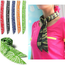 New Refreshing Neck Cooler Scarf Towel Body Ice Cool Cooling Wrap Tie Headband