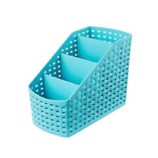 4 Cell Business Desk Storage Basket Hollow Function Storage Box Home Collection