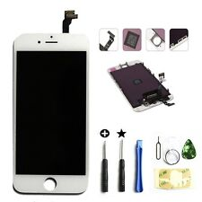 Touch Screen LCD Replacement Assembly Front Digitizer Glass White for iPhone 6