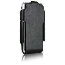 CASE-MATE FLIP CASE LEATHER COVER HOLDER HOLSTER w SWIVEL BELT CLIP for iPhone
