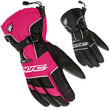 HJC Storm Womens Snowmobile Insulated Waterproof Winter Snow Gloves