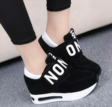Hot Sell Sneakers Athletics Breathable Lace up Running Casual Women Shoes Size