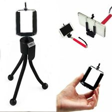 Hot Sale Cell Phone Camera Stand Clip Tripod Holder Mount Adapter For iphone HTC
